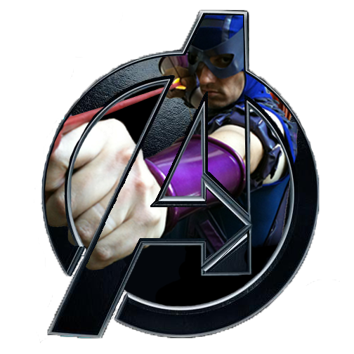 Hawkeye Logo Avengers