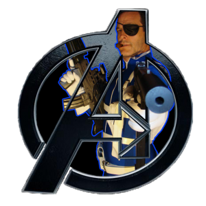 Nick Fury Logo