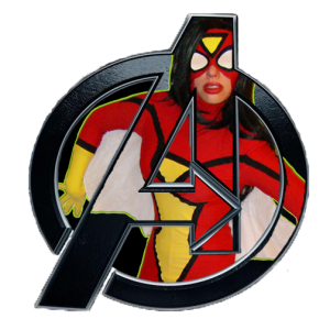 Spiderwoman Logo